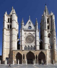 Spania, Catedral de Leon,