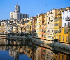 Spania, Girona, Catalonia