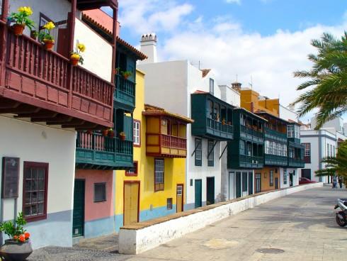 Spania, Santa Cruz de La Palma, Kanariøyene, Spania