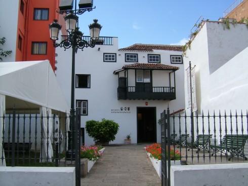 Tenerife, Arkeologisk Museum, Puerto de la Cruz, Kanariøyene, Spania