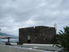 Tenerife, Castillo de San Felipe, Puerto de la Cruz, Kanariøyene, Spania
