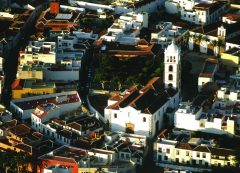 Tenerife, den gamle byen Garachico, Kanariøyene, Spania