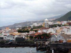 Tenerife, Garachico, Kanariøyene, Spania