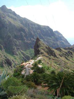 Tenerife, Masca, Kanariøyene, Spania