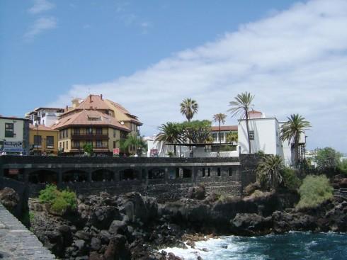 Tenerife, Puerto de la Cruz, Kanariøyene, Spania