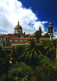 Tenerife, San Cristóbal de La Laguna, Unescos liste over Verdensarven, Kanariøyene, Spania