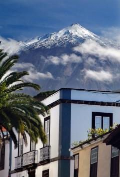 Tenerife, Vilaflor, Teide, Kanariøyene, Spania