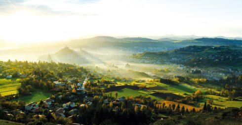 Le Puy-en-Velay, Unescos liste over Verdensarven, Notre Dame, oldkirken, Karl den Store, Sørvest-Frankrike
