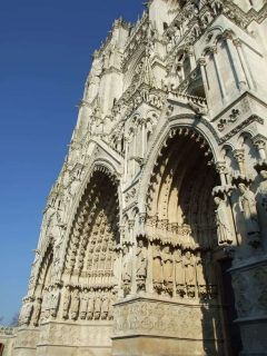 Amiens, vestfsade, Cathédrale Notre-Dame, middelalder, gotikken, katedralby, Unescos liste over Verdensarven, Nord-Frankrike