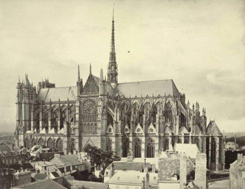 Amiens, middelalder, katedralby, Unescos liste over Verdensarven, Nord-Frankrike