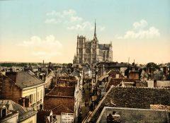 Amiens, Cathédrale Notre Dame, middelalder, katedralby, Unescos liste over Verdensarven, Nord-Frankrike