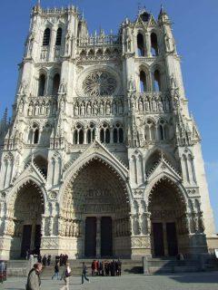 Amiens, Cathédrale Notre-Dame, middelalder, katedralby, Unescos liste over Verdensarven, Nord-Frankrike
