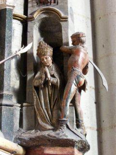 Amiens, St Firmin, romertid, middelalder, katedralby, Unescos liste over Verdensarven, Nord-Frankrike