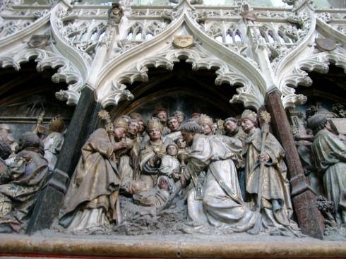 Amiens, St Firmin, tidlig kristen tid, romertid, middelalder, katedralby, Unescos liste over Verdensarven, Nord-Frankrike