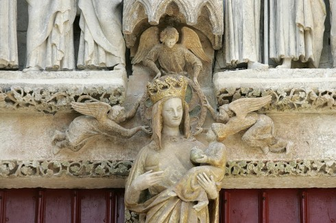 Amiens, Cathédrale Notre-Dame, middelalder, gotikken, katedralby, Unescos liste over Verdensarven, Nord-Frankrike