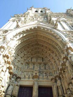 Amiens, Cathédrale Notre-Dame, St Firmin, middelalder, gotikken, katedralby, Unescos liste over Verdensarven, Nord-Frankrike