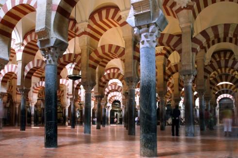 Mezquita, Cordoba, Andalucia, Unesco, Spania