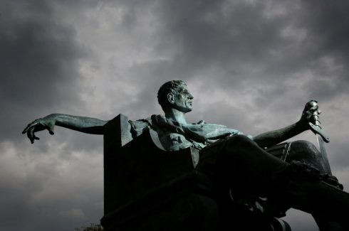 Konstantin den store, York, Yorkshire, middelalder, katedral, The York Minster, vikinger, vikingtid, romere, romertid, Konstantin den Store, angelsaksere, England, Storbritannia