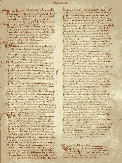 Doomsday Book, York, Yorkshire, middelalder, katedral, The York Minster, vikinger, vikingtid, romere, romertid, Konstantin den Store, angelsaksere, England, Storbritannia