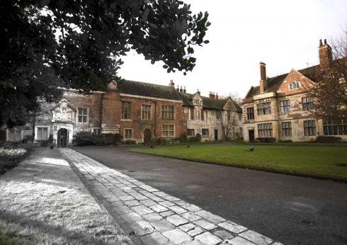 Abbot's House, King's manor, York, Yorkshire, middelalder, katedral, The York Minster, vikinger, vikingtid, romere, romertid, Konstantin den Store, angelsaksere, England, Storbritannia