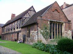 Merchant Adventurers' Hall, York, Yorkshire, middelalder, katedral, The York Minster, vikinger, vikingtid, romere, romertid, Konstantin den Store, angelsaksere, England, Storbritannia