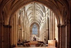 Minster, York, Yorkshire, middelalder, katedral, The York Minster, vikinger, vikingtid, romere, romertid, Konstantin den Store, angelsaksere, England, Storbritannia