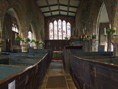 Holy Trinity Church, York, Yorkshire, middelalder, katedral, The York Minster, vikinger, vikingtid, romere, romertid, Konstantin den Store, angelsaksere, England, Storbritannia