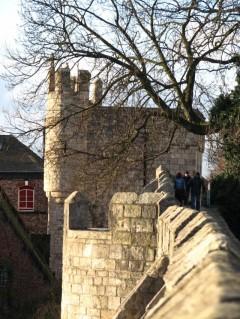 Micklegate Bar, York, Yorkshire, middelalder, katedral, The York Minster, vikinger, vikingtid, romere, romertid, Konstantin den Store, angelsaksere, England, Storbritannia
