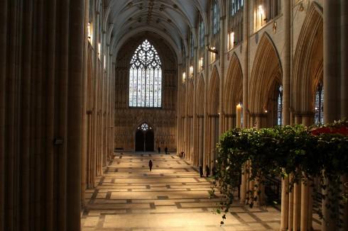 York Minster, York, Yorkshire, middelalder, katedral, The York Minster, vikinger, vikingtid, romere, romertid, Konstantin den Store, angelsaksere, England, Storbritannia