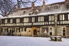 St Williams College, York, Yorkshire, middelalder, katedral, The York Minster, vikinger, vikingtid, romere, romertid, Konstantin den Store, angelsaksere, England, Storbritannia