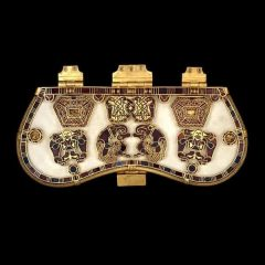 London, British Museum, Sutton Hoo, Unescos liste over Verdensarven, England, Storbritannia