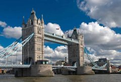 London, Tower Bridge, romerne, middelader, historisk, Unescos liste over Verdensarven, Tower, England Storbritannia