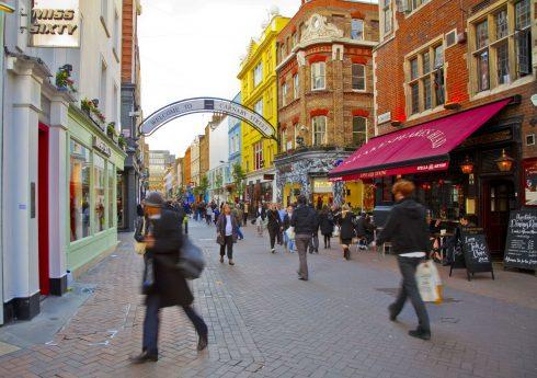 London, Carnaby Street, British Museum, romerne, middelader, historisk, Unescos liste over Verdensarven, Tower, England Storbritannia
