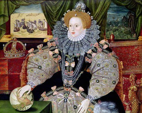 Elizabeth den I spanske armada, London, Museum of London, British Museum, romerne, middelalder, historisk, Unescos liste over Verdensarven, Tower, England Storbritannia