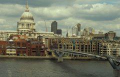 London, St Pauls, Millenium Bridge, British Museum, romerne, middelader, historisk, Unescos liste over Verdensarven, Tower, England Storbritannia