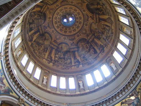 London, St. Paul's kupperl, dome, British Museum, romerne, middelader, historisk, Unescos liste over Verdensarven, Tower, England Storbritannia