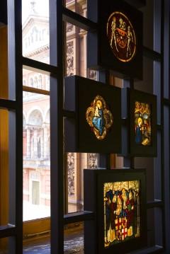 London, Victoria and Albert Museum, romerne, middelader, historisk, Unescos liste over Verdensarven, Tower, England Storbritannia