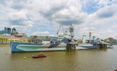 London, HMS Belfast Museum, romerne, middelader, historisk, Unescos liste over Verdensarven, Tower, England Storbritannia