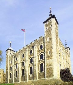London White Tower, London, British Museum, romerne, middelader, historisk, Unescos liste over Verdensarven, Tower, England Storbritannia