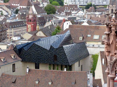 Basel, Museum der Kulturen, Münster, Augusta Raurica, Rhinen, romertid, middelalder, kulturseverdigheter, gamlebyen, Marktplatz, St. Alban, Sveits