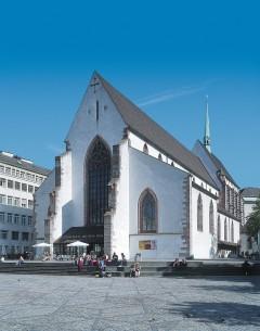 Basel, Rhinen, romertid, middelalder, kulturseverdigheter, gamlebyen, marktplatz, Sveits