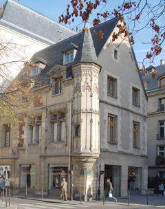 Paris, Maison de Jean Herouet, Hôtel de Cluny, romertid, Ile de Cité, Notre Dame, middelalder, Tuilerie, obelisken, Ile de France, Unescos liste over Verdensarven, Seinen, Nord-Frankrike, Frankrike