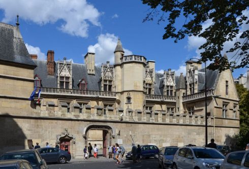 Paris, Hotel e Cluny, Notre Dame, middelalder, Tuilerie, obelisken, Ile de France, Unescos liste over Verdensarven, Seinen, Nord-Frankrike, Frankrike