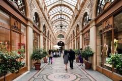 Paris, Les Galeries & passagesLouvre, middelalder, Tuilerie, obelisken, Ile de Cité, Notre Dame, Ile de France, Unescos liste over Verdensarven, Seinen, Nord-Frankrike, Frankrike