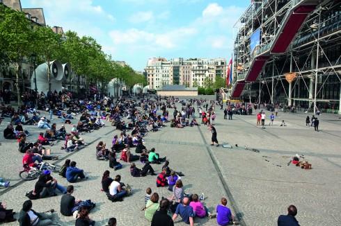 Paris, Les Halles, Louvre, Tuilerie, obelisken, Ile de Cité, Notre Dame, Ile de France, Unescos liste over Verdensarven, Seinen, Nord-Frankrike, Frankrike