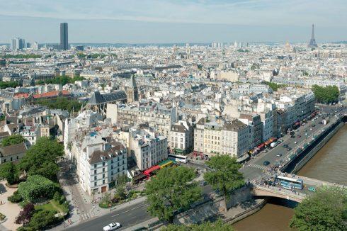 Paris, Latinerkvarteret, Louvre, Tuilerie, obelisken, Ile de Cité, Notre Dame, Ile de France, Unescos liste over Verdensarven, Seinen, Nord-Frankrike, Frankrike