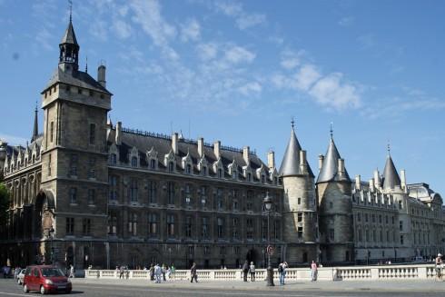 Paris, La Conciergerie, Ile de Cité, Notre Dame, middelalder, Tuilerie, obelisken, Ile de France, Unescos liste over Verdensarven, Seinen, Nord-Frankrike, Frankrike