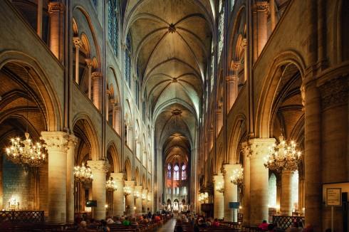 Paris, Notre Dame, Louvre, Tuilerie, obelisken, Ile de Cité, Notre Dame, Ile de France, Unescos liste over Verdensarven, Seinen, Nord-Frankrike, Frankrike