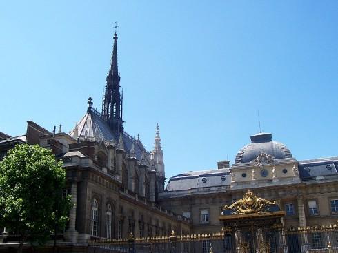 Paris, Sainte-Chapelle, Louvre, Tuilerie, obelisken, Ile de Cité, Notre Dame, Ile de France, Unescos liste over Verdensarven, Seinen, Nord-Frankrike, Frankrike