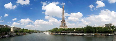 Paris, Eiffeltårnet, Ile de Cité, Notre Dame, Ile de France, Unescos liste over Verdensarven, Seinen, Nord-Frankrike, Frankrike